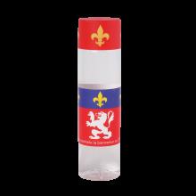 Ronde waterfles | Chap'leau | 500 ml | 72510033 Rood