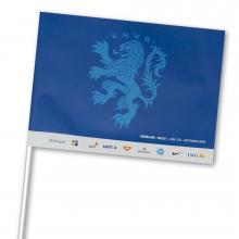 Drapeau de supporter en papier | Quadrichromie