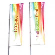 Bannerfahne | 120x400 cm