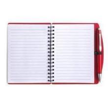 Notitieboekje PVC | A6 |  Met balpen | 8035139