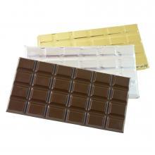 Chocolade reep met full colour wikkel | 650602