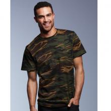 T-shirt | Heren | Camouflage | Promo