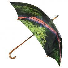 Vollfarbe Regenschirme bedrucken