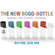 BOGO waterfles 500 ml | Vanaf 100 st | Join the Pipe