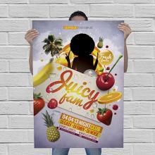 Posters stoepborden | 84x118,9 cm