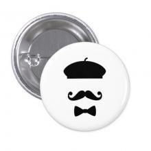 Button 5 cm full colour