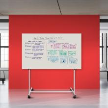 Whiteboard Full Colour | 60x100 cm