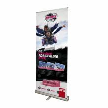 Spoed Roll up banner | 85 x 200 cm
