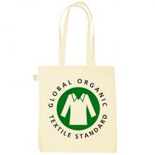 Biologisch katoenen tas | Fairtrade & GOTS | Standaard kwaliteit | 1091920