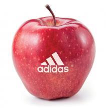 Appels bedrukken   621000 Rood