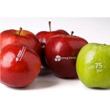 Appels bedrukken