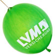 Punchballonnen met bedrukking