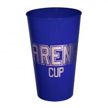 Arena cup kunststof