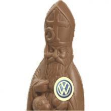Chocolade Sint met logo