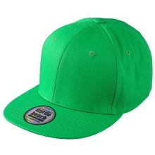 Snap back cap | Borduren | 96MB6634 Groen