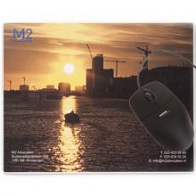 Hard Top Mousepads | Vollfarbe | Antirutsch