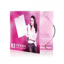 CD hoes kunststof met elastiek | Full Colour