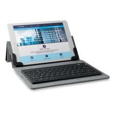 Bluetooth toetsenbord in opvouwbare etui