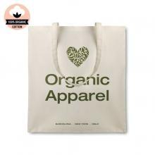 Katoenen boodschappentas | 105 gr/m2 | Organic