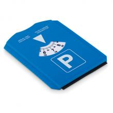 Parkeerkaart met ijskrabber | Snel | 8798945
