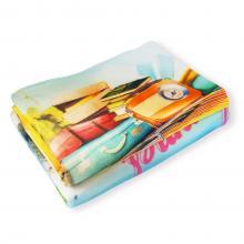 Handdoek Full colour | 100% katoen | 130x30 cm