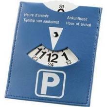 Parkeerschijf (licht blauw)