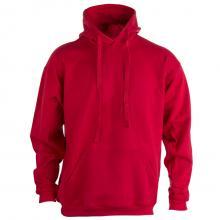 Hoodie |  Unisex | Katoen en polyester | 155865 Rood