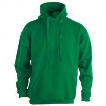 Hoodie |  Unisex | Katoen en polyester | 155865 Groen