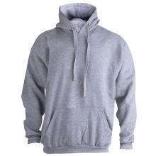 Hoodie |  Unisex | Katoen en polyester | 155865 Grijs