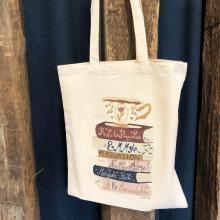 Katoenen tas | Full Colour & Vanaf 10 stuks | Zware kwaliteit | 581003