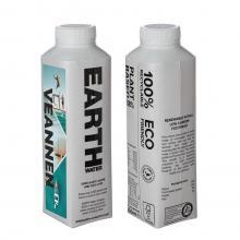 Kartonnen waterpakje | Tetra pack | 500 ml | Full colour
