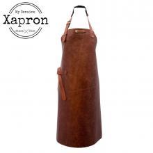 Leren schort | Xapron  | 82 x 60 cm