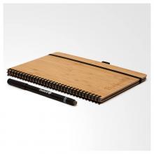 Bambook hardcover   A4   100% duurzaam   Graveren   633004