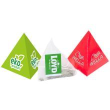 Yerba mate zakjes in piramidetjes | Full colour