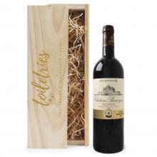 Rood   Merlot/C. Sauvignon   Met kist   Frankrijk