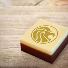 Logo chocolade gift box