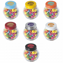 Bocal bonbons | 30g | Choco Carletties