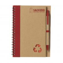 Notitieboekje | A5 | Milieuvriendelijk