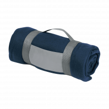 SuperSoft fleeceplaid | 185 gr/m2 | 735411 Blauw