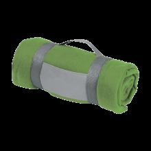 SuperSoft fleeceplaid | 185 gr/m2 | 735411 Groen