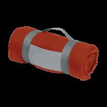 SuperSoft fleeceplaid | 185 gr/m2 | 735411 Rood