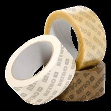 Tape bedrukken | PP hotmelt | Vanaf 36 stuks