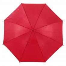 Gekleurde paraplu | Automatisch | Ø 98 cm | 8034088S Rood