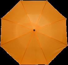 Gekleurde paraplu | Handmatig | Ø 90 cm | 8034092S Oranje