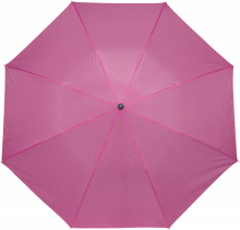 Gekleurde paraplu | Handmatig | Ø 90 cm | 8034092S Roze
