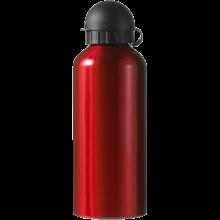 Bidon | 650 ml | Gravering of opdruk | 8037509 Rood