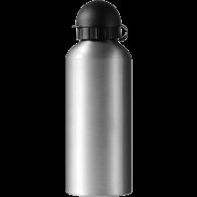 Bidon | 650 ml | Gravering of opdruk | 8037509 Zilver