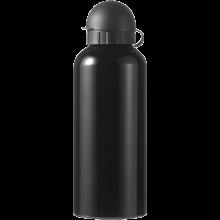 Bidon | 650 ml | Gravering of opdruk | 8037509 Zwart