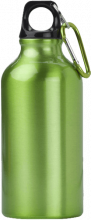 Bidon | Metaal | Karabijnhaak | 400 ml