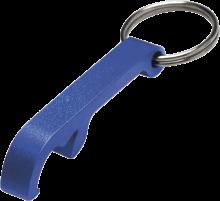 Flesopener   Sleutelhanger   Graveren   8038517 Blauw